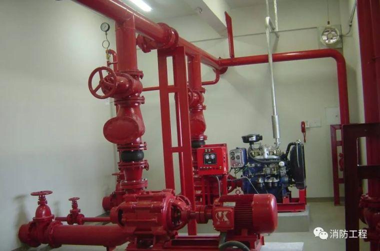 消防工程验收重点、方法及常见问题