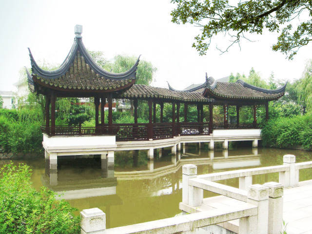 园林景观中仿古建筑的设计标准_6