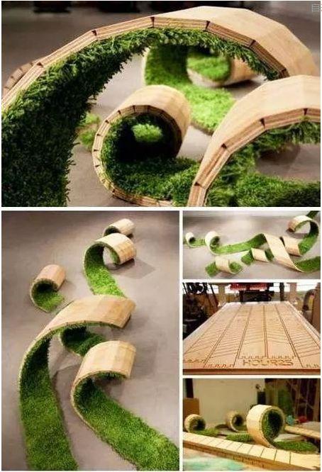 被设计师们玩坏了的园林景观..._2