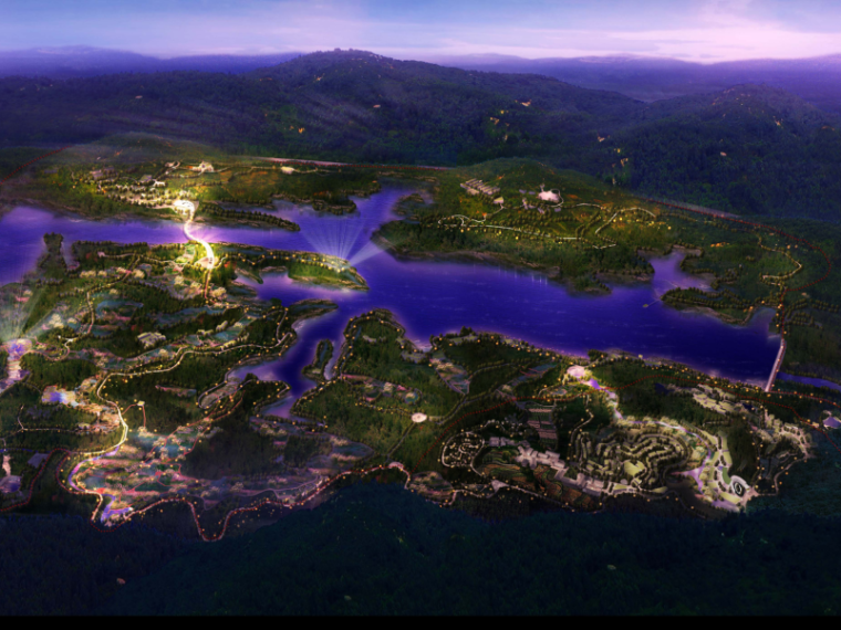 [重庆] 迎龙湖国家湿地公园概念性规划设计(PDF+138页)