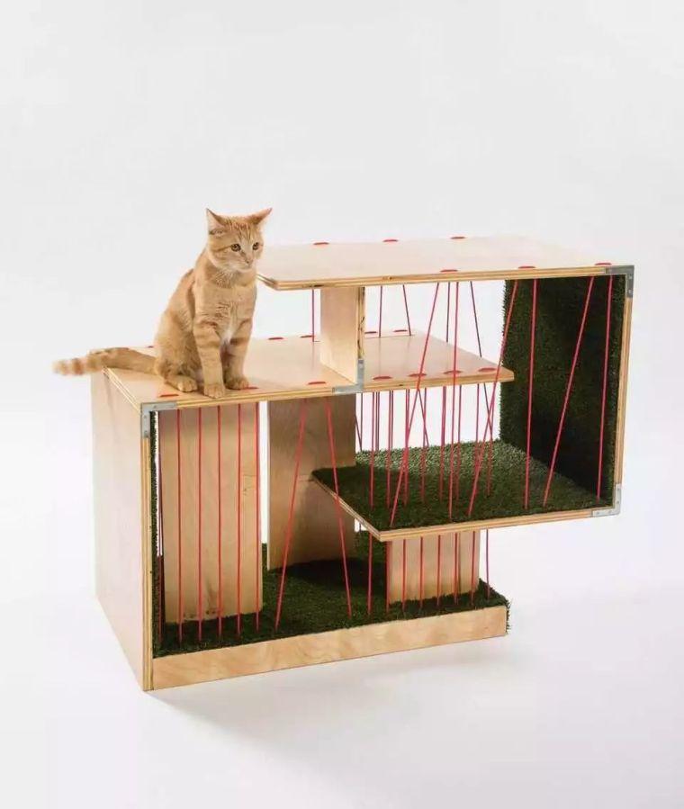 建筑师为动物们设计的建筑长什么样?_14