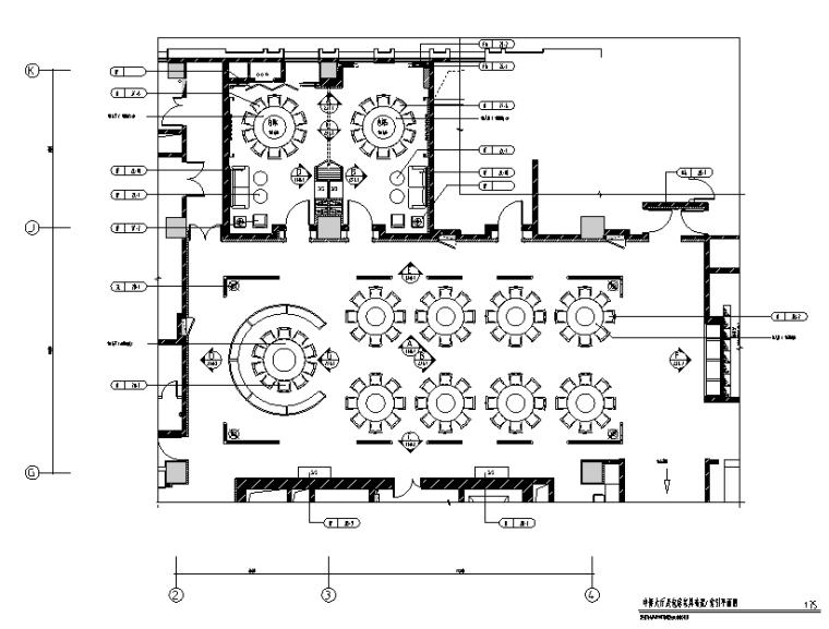 [河北]万达洲际酒店设计施工图(附效果图)