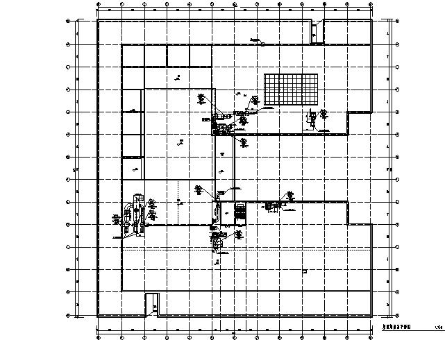 四层综合楼暖通空调施工图(含消防、排烟系统)_6