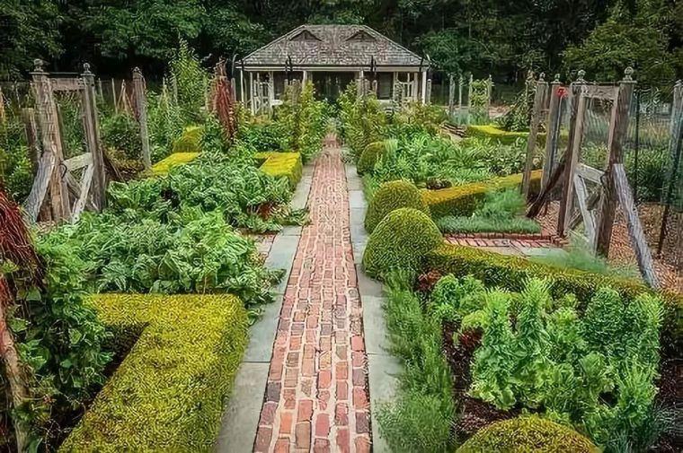 庭院就该这样布置