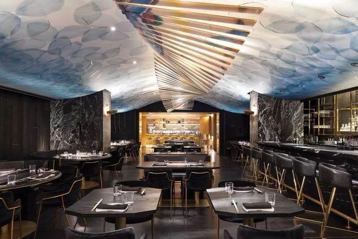 别找了,2018年最好看的餐饮空间设计都在这里了_51