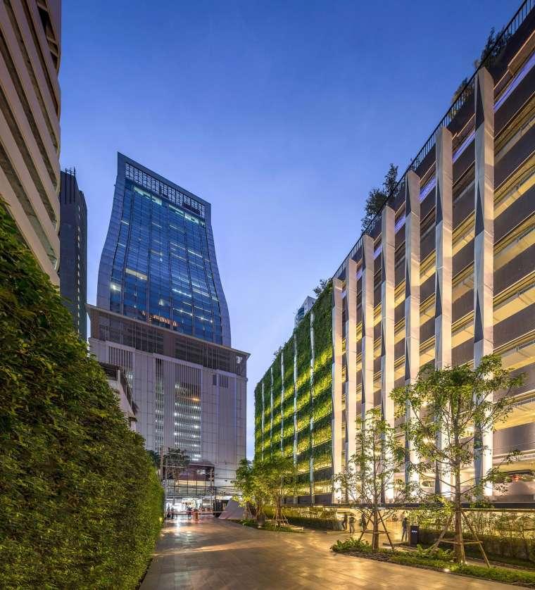 曼谷中心豪华公寓景观-49a09b1c