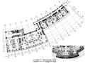 CCD-七星级三亚海棠湾红树林度假酒店大堂+餐饮CAD施工图、机电CAD施工图