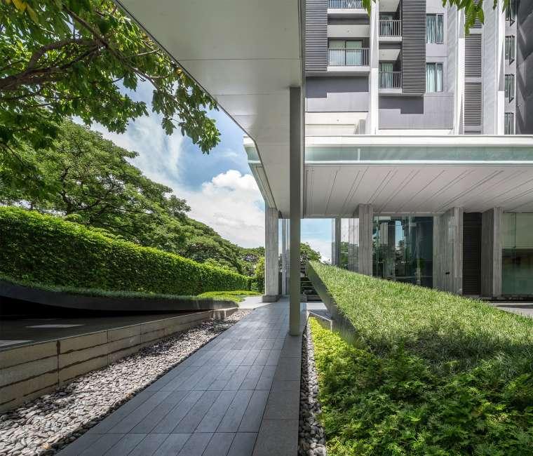 曼谷中心豪华公寓景观-d3b7feb7