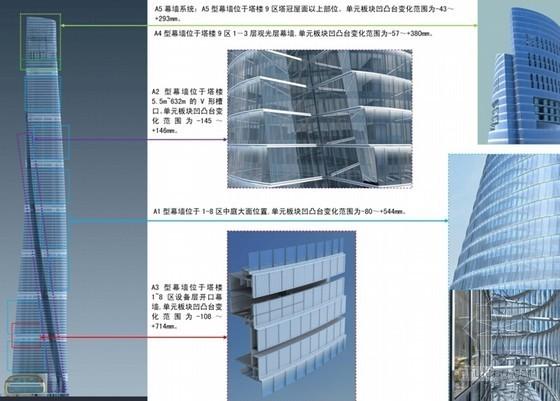 [上海]超高层塔楼外幕墙系统分包工程施工汇报(附图)