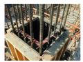 框架核心筒写字楼主要分项工程技术措施施工方案