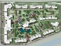 [福州]高端沿街商业一体高层住宅景观设计方案(知名事务所)