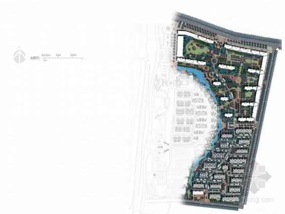 [河南]商业街高层住宅景观深化方案