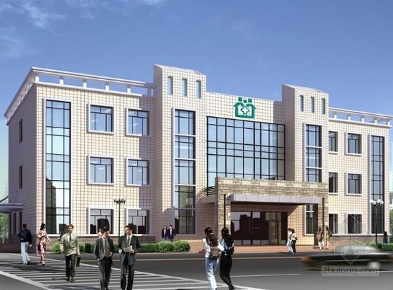 [重庆]社区便民服务中心综合楼建筑安装工程预算书(含施工图纸)