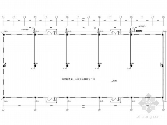 [安徽]粮库仓库及办公楼给排水施工图