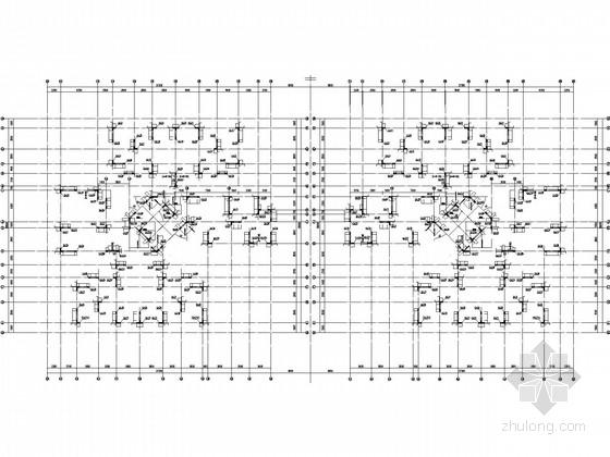 24层剪力墙住宅结构施工图(桩基础)