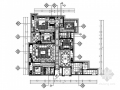 [广东]古典欧式风格五居室室内装修施工图(含高清效果图 推荐!)