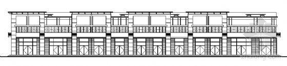 山东香港五金家居城B10块改造工程建筑施工图