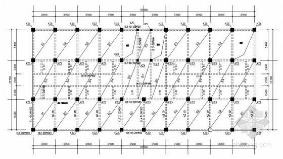 框架结构酒店式公寓资料下载-[学士]威海12层框架结构公寓毕业设计(含计算书,建筑、结构图)