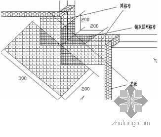 山东EPS粘贴保温板薄抹灰外墙保温系统施工方案