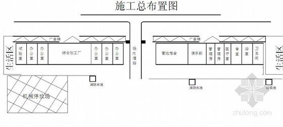 [四川]引水枢纽震损恢复重建工程施工组织设计(投标 土建施工)