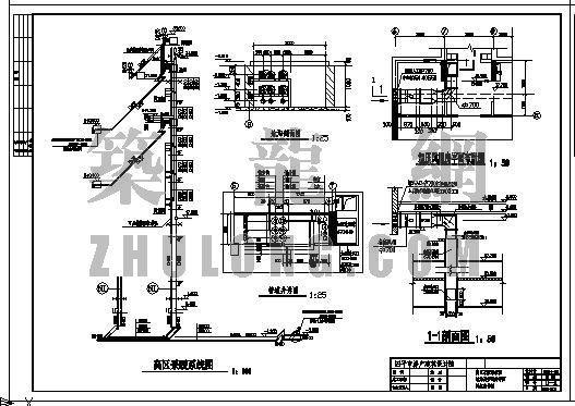 12层办公楼采暖施工图