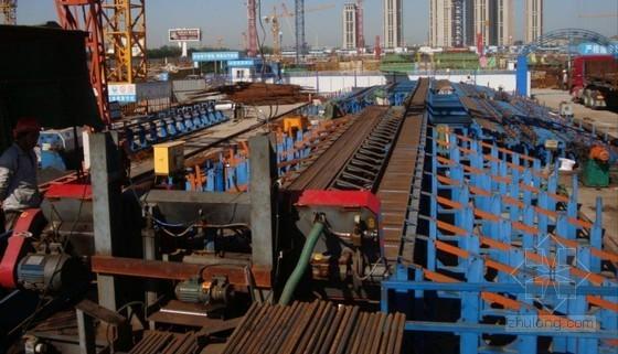 [天津]超高层大厦钢筋自动化加工技术应用及效果评价