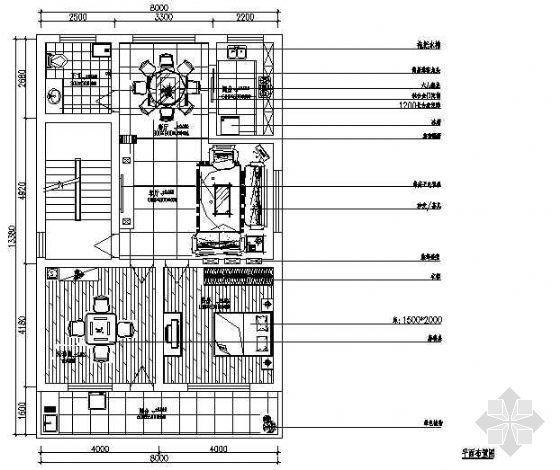 两层小复式楼装修图