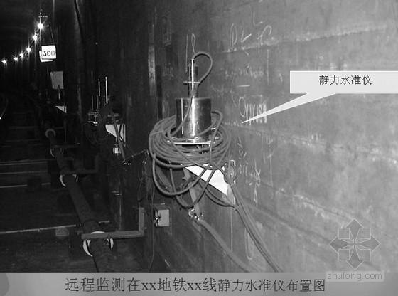 城市地铁隧道工程监测与反馈技术