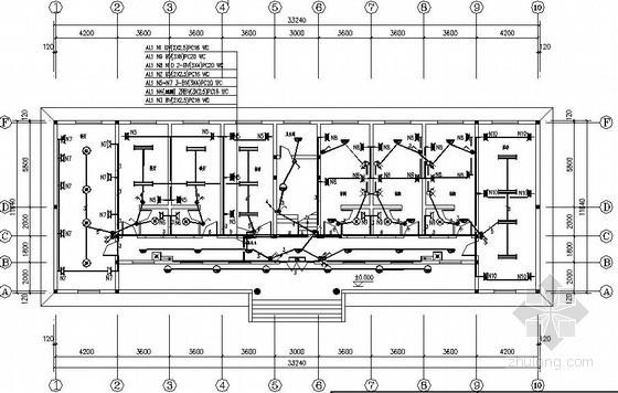 某两层会所电气施工图