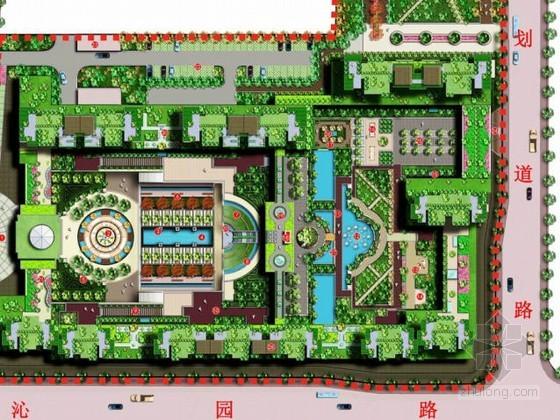 [杭州]小区景观设计方案