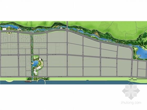 [舟山]城市水系景观带二期概念设计方案