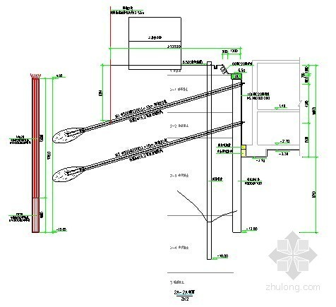 [浙江]超大深基坑钻孔灌注桩加内支撑支护施工方案(附图丰富)