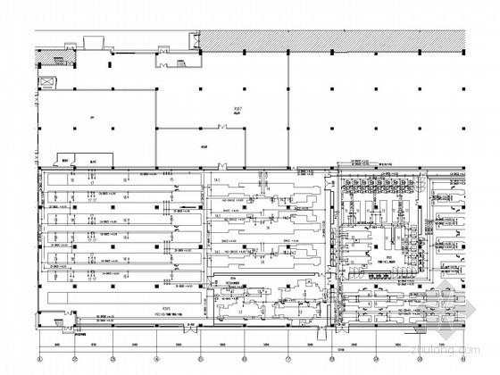 [江苏]电力公司车间动力设计施工图