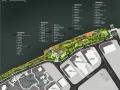 [上海]陆家嘴滨江道路景观规划设计方案