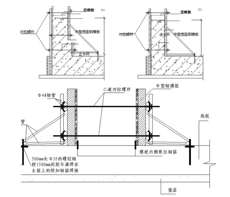 [四川]框架剪力墙结构住宅楼工程施工组织设计(369页)