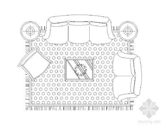 CAD设计综合图块集