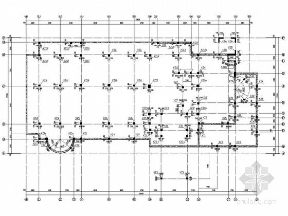 三层剪力墙结构别墅结构施工图