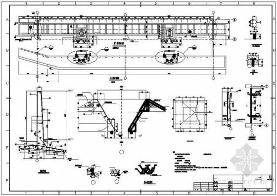某干煤棚结构施工图