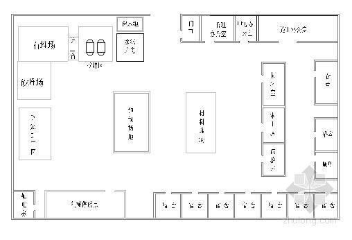 四川土地整理施工组织设计(农渠 溢洪道)