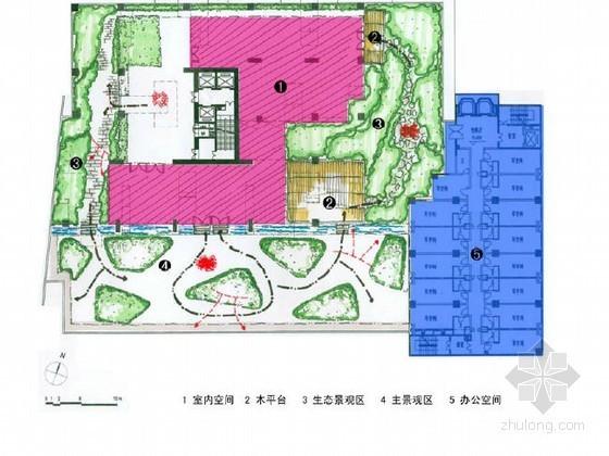 [成都]某商住两用住宅屋顶花园及架空层景观设计方案
