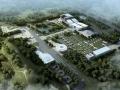 [北京]现代风格高层航空博物馆设计方案文本
