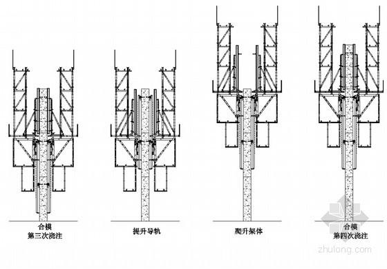 [广东]超高层核心筒液压爬模专项施工方案(186页,图文并茂)