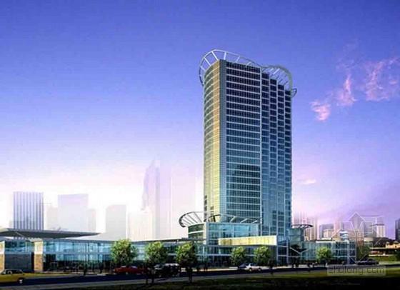 超高层办公楼工程监理规划(高度100米 附表及流程图 13年)