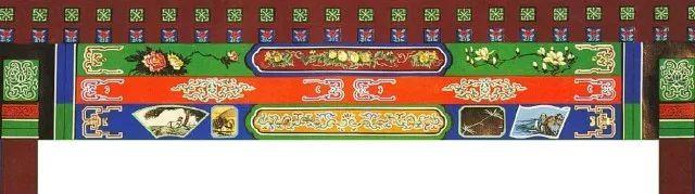 彩画园说——传统园林建筑中的清式彩画读书笔记(上)_5