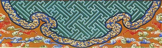 彩画园说——传统园林建筑中的清式彩画读书笔记(上)_16