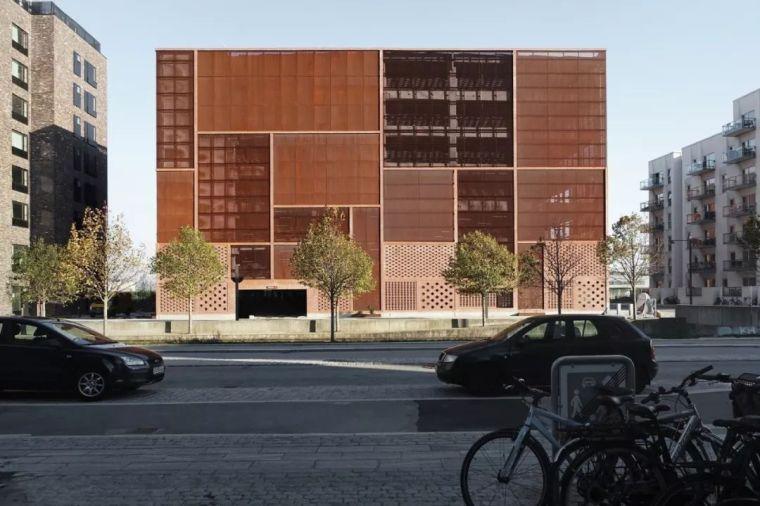 从33张一点透视看建筑立面构成_1