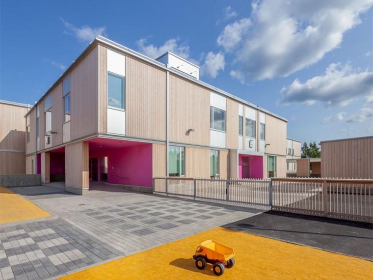 芬兰Kuhmo木材学校