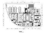 欧式风格大洋鹭洲别墅设计施工图(附效果图)