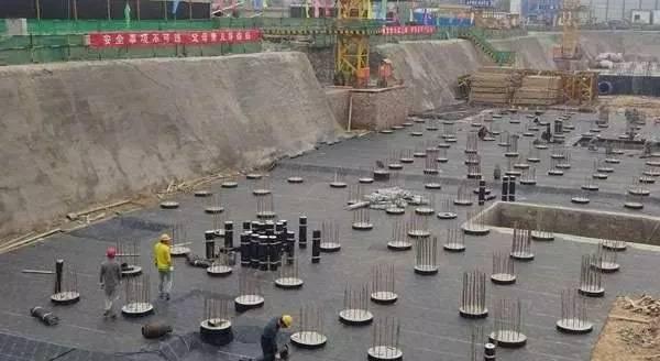 最全的防水卷材施工及注意事项