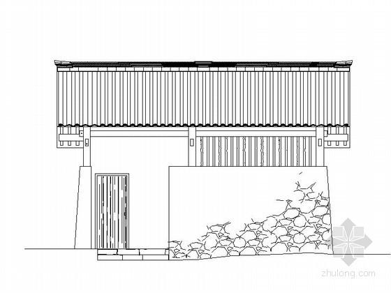 [合集]20套建筑小品——公厕建筑施工图及方案文本_7